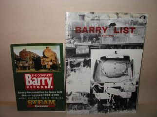 The Complete Barry Record and Barry List 2nd Edition